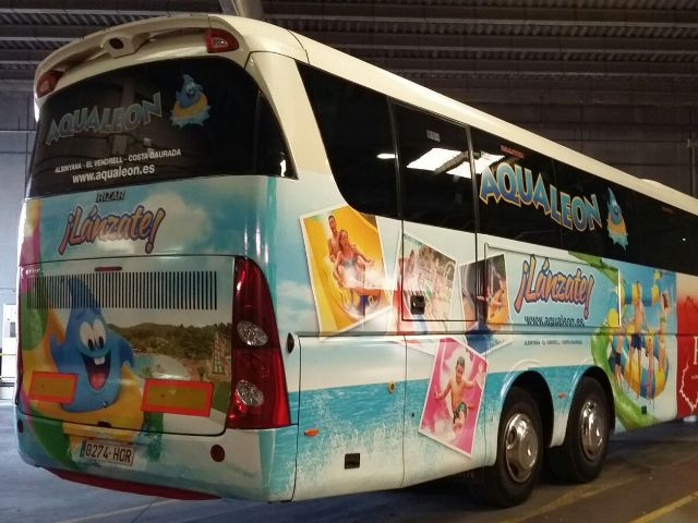 Disseny Integral Autobus-RètolsDigimp
