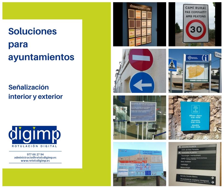 Soluciones para ayuntamientos